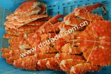 Red King Crab, whole round(Air Blast Frozen)