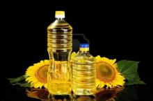 100% SUNFLOWER COOKING OIL FOR SALE