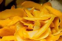 Dry Lemon Peels
