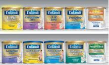 Enfamil  infant baby milk from  USA