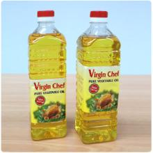 Refine vegetable oil sunflower rapeseed, soybean and other