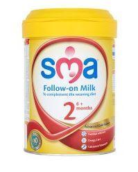 Sma Follow On Milk Powder