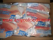 Frozen Tilapia Fillet IVP Grade A