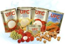 UFC Canned Fruits