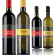 BENEVENTANO WINES - Dry Red and White Wines - IGP - Italy
