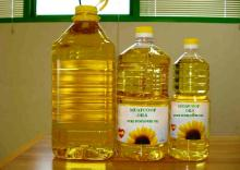 Refined Crude SunFlower Oil