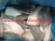 Skinon Tilapia Fillets fresh frozen