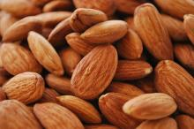 almond powder natrual almond milk powder