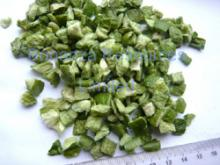 freeze dried green bell pepper