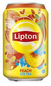 Lipton Ice Tea Peach 330 ml