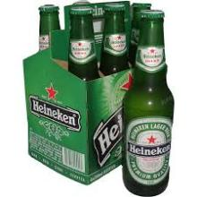 Heineken Beer and Energy Drinks