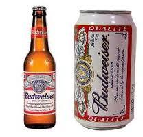 Budweiser Beer - The Great American Lager