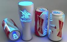 budweiser can and bottle beer for sell