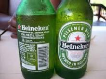 100% HEINEKENS FROM HOLLAND