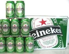 Original Heinekens beer from holland