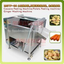 taro/potato/ginger peeling and washing machine