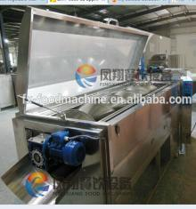 CE approval large potato washing peeling machine