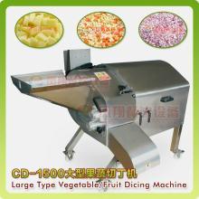 fruit vegetable dicing cube machine