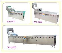 High efficiency vegetable washing machine
