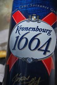 kronenbourg 1664 beer.
