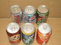 Sprite,Fanta and Schweppes 330ml