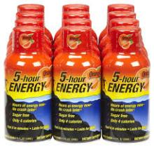 5 Hour Energy Shot