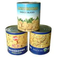 Canned Mushrooms for sale