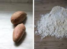 Potatoes Flour