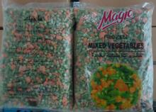 EXPORTING IQF MIXED VEGETABLES