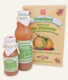 Organic and Natural fruit juice