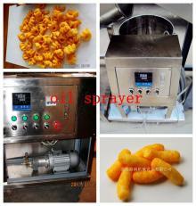 frying corn snacks food production line