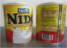 Nestle Nido Milk Powders