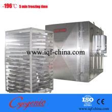 -190C iqf freezer