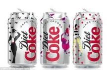 COCA COLA SOFT DRINKS