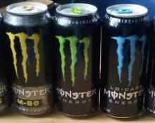 Monster 500ml Energy drinks