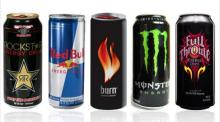 Red Bull / Monster Energy / Burn Energy drinks