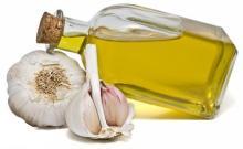 100% Natural Garlic Oil