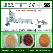 Floating Fish Feed extruder Machine