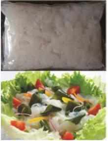 Konjac salad
