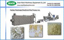 instant nutritive rice production machine