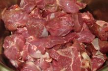 Halal Frozen Camel Meat