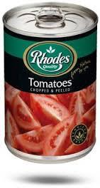 rhodes tomatoes