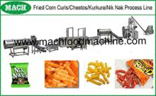 Extruded corn kurkure cheetos  snack s  food   processing   plant