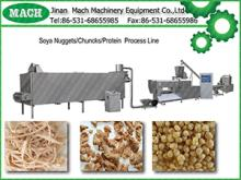 textured soy protein/TVP TSP Soya Nuggets Food Making Machinery