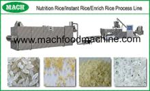 hot sale fully automatic industrial reconstituted rice machine