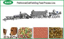 New Dry Pet Food Machine/dog cat fish pet food making equipment