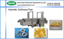 snack food Automatic Continuous fryer
