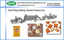 Twin   Screw   Extruder  Inflating Snack Food Processing Line