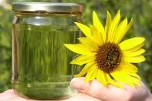 Crude Sunflower Oil, Unrefined Sunflower Oil.