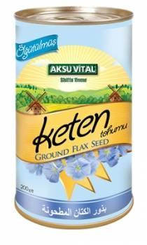 Ground FLAX SEEDS Health Food